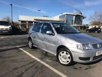 Vw Polo 78K AUTOMATIC Female Owner Full Service History Excellent Runner