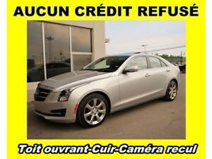 2015 Cadillac ATS AWD 2.0T *TOIT OUVRANT* CAMERA RECUL ET PLUS
