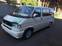 VW Sycron 4x4