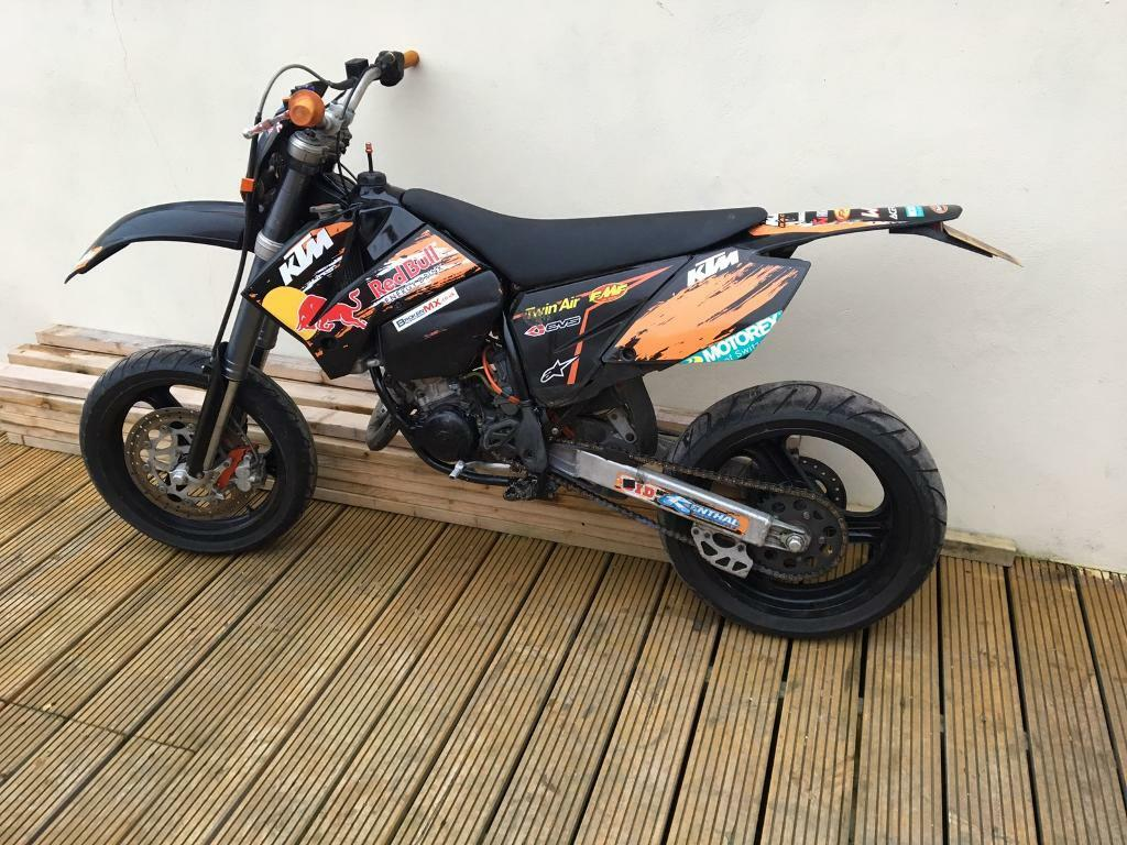 ktm 125 exc supermoto sx yz kx cr 250 300 450 525 in sunderland tyne and wear gumtree. Black Bedroom Furniture Sets. Home Design Ideas