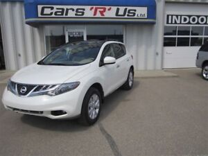 2011 Nissan Murano SL AWD ONE OWNER LOCAL ONLY 24K!