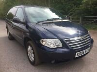 Chrysler Grand Voyager 3.3 Limited XS 5dr HPI CLEAR+6 MONTHS WARRANTY