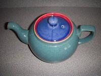 Denby Pottery Harlequin Teapot
