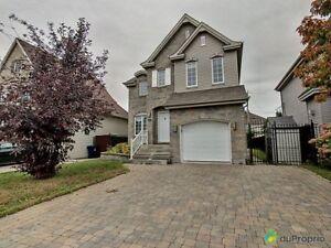 624 990$ - Maison 2 étages à vendre à Chomedey