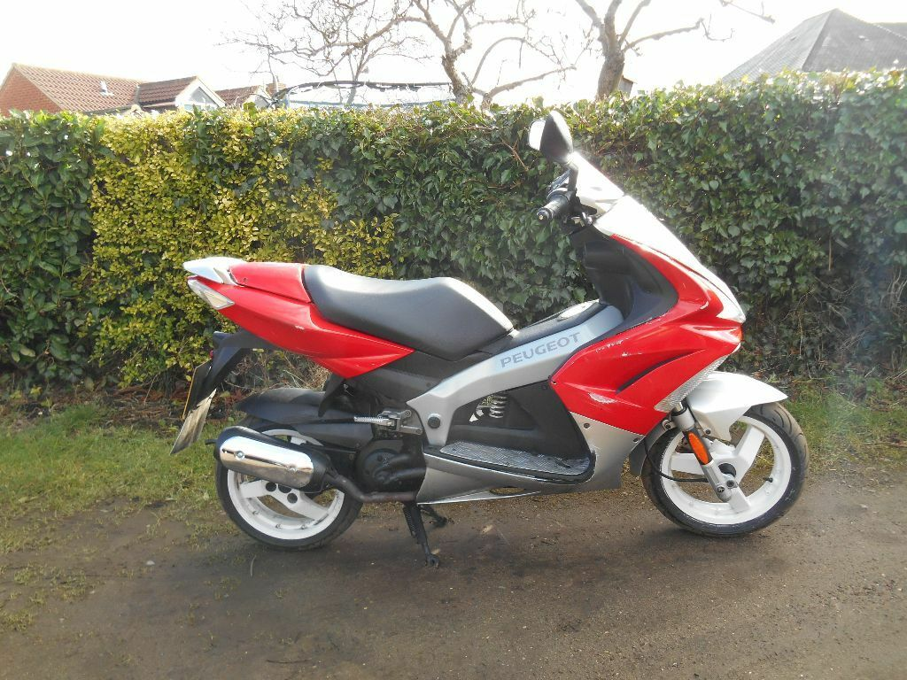 2007 peugeot jetforce c tech scooter 50cc mot until feb 2017 new front tyre in ampthill. Black Bedroom Furniture Sets. Home Design Ideas