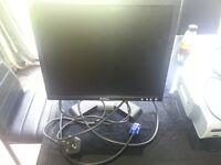 "17"" Dell LCD Monitor"