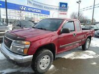 2006 GMC Canyon Ext. Cab 4WD A/C / 4WD / LOW KMS