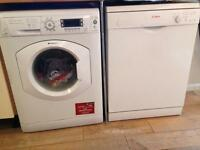 Washing machine and or dishwasher