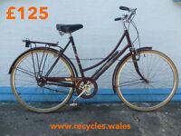 Raleigh Cameo Vintage Ladies Bike