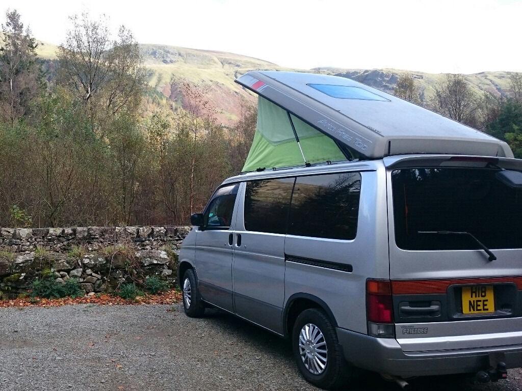 f795c15cf0 Mazda Bongo 2.5d 4x4 campervan