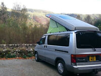 Mazda Bongo 2.5d 4x4 campervan, 80000 miles, full side conversion