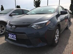 2016 Toyota Corolla *LE|Heated Front Seats|Rear View Camera