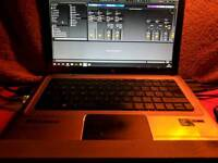 HP Pavilion laptop with Ableton