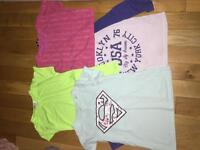 Pack of 4 t-shirts