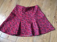 Hollister skirt size M