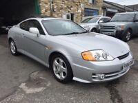 Hyundai Coupe 2.0 SE 3dr £795 12 MONTH MOT+F.S.H+ 2005 (54 reg), Coupe