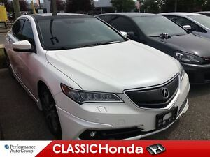 2015 Acura TLX V6 ELITE PACK NAVIGATION LEATHER CLEAN CARPROOF