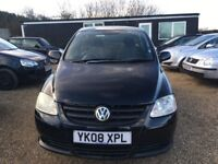 VOLKSWAGEN FOX 1.2 URBAN HATCHBACK 3DR 2008*IDEAL FIRST CAR*CHEAP INSURANCE*EXCELLENT CONDITION