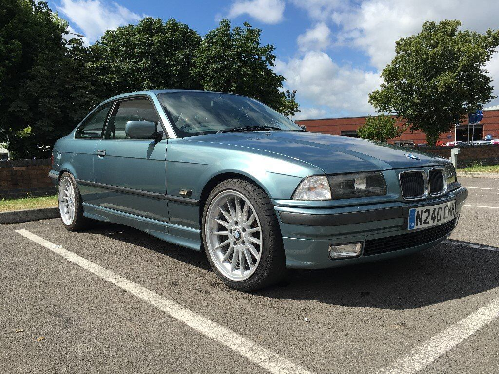 1995 bmw e36 328i coupe m3 leather 18 style 32 39 s might swap p x in bedminster bristol gumtree. Black Bedroom Furniture Sets. Home Design Ideas
