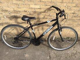 Apollo Code Hybrid Bike. Serviced. Good condition. Free D-Lock, Lights, Delivery. Warranty
