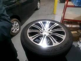 19 Inch After market Alloys Good Tyres