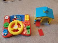 Thomas the Tank Engine toys