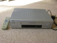 VHS Video Tape Recorder by Philips