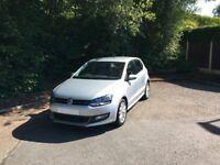 2014 (14 Reg) Volkswagen Polo 1.6 TDI SEL 5dr MOT July 2019 £30 Road TAX 40,000 Miles