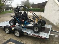 Kandi KD 250cc Beach Buggy - just had major service + lots spent