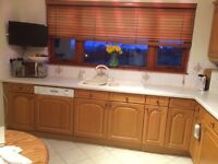 Immaculate fully integrate kitchen &futility room for sale