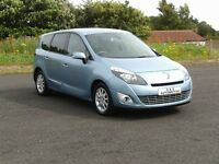 RENAULT GRAND SCENIC PRIVILEGE TOM-TOM 1.5 DCI (7 SEATER) 12 MONTHS M.O.T 6 MONTHS WARRANTY