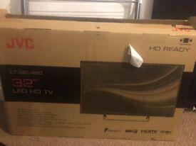 """JVC 32"""" LED TV (Faulty)"""