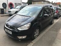 UBer Ready XL PCO Car/Minicab For Sale,2010 Ford Galaxy 2.0 TDCi Auto 7 Seater UBer XL PCO Car Sale