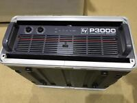 Electrovoice P3000 Precision Series Power Amplifier by Electro-Voice