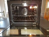 SINGLE OVEN BELLING STAINLESS STEEL