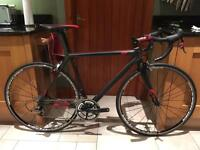 Cannondale Supersix Evo Carbon Road Bike Sram Red Mavic Trek Giant Specialized