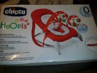 Brand new chicco hoopla baby bouncer