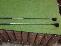 2 ping rescue woods g25 23 degree & anser 20 degree