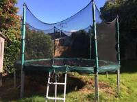 FREE 12ft TP trampoline