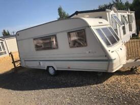 Bailey ranger 470/4 caravan