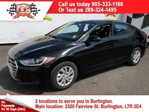2018 Hyundai Elantra GL, Automatic, Heated Seats, Bluetooth