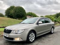 Skoda Superb 1.9 PD TDi *Immaculate Condition!!* DRIVES LIKE NEW!! Not octavia cr 2.0 vw passat