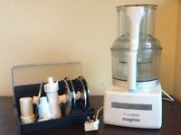 Magimix Cuisine Systeme 4200XL food processor - full working order with all attachments, in white