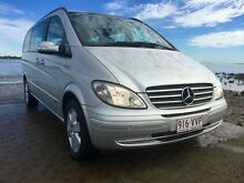 LUXURY MERCEDES VIANO, 7 SEATER AT AFFORDABLE PRICE!! MUST SELL!! Wellington Point Redland Area Preview
