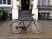 Lovely vintage ladies Peugeot bike. Fully working.