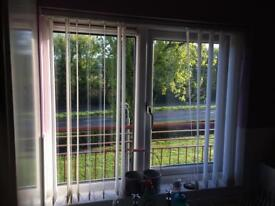 Vertical blinds 3 sets