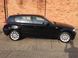 BMW 1 series Full service history, 1 previous owner