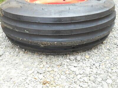 Pro Rib Kubota Amr8970c 9.5l-15sl 4 Rib 8 Ply Fits Kubota M Series Front