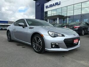 2015 Subaru BRZ Sport-Tech 6MT