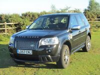 Land Rover Freelander 2, 2007, in great condition and very low miles. BMW Diesel 2.2 engine 2007
